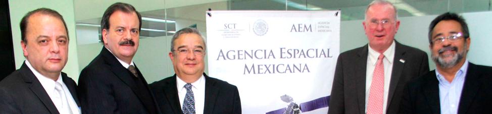 Francisco Mendieta y la primera Agencia Espacial Mexicana
