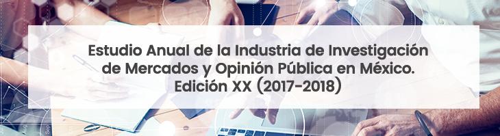 Resultados AMAI, Edición XX (2017-2018)