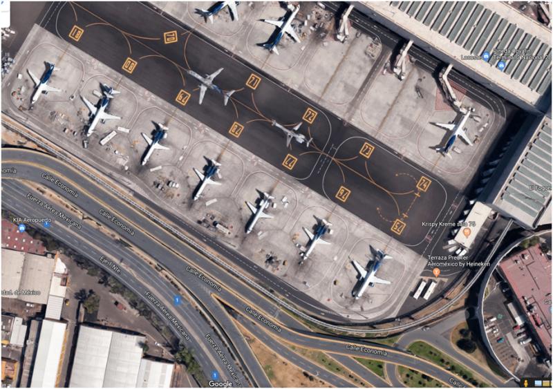 Lanza AICM licitación para ampliar Terminal 2; añadirán 7 posiciones de contacto