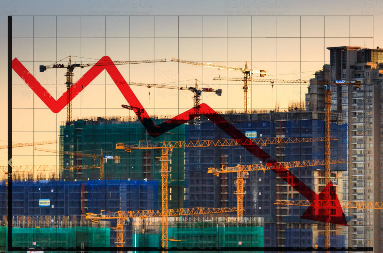 Disminuye confianza empresarial en todos los sectores; construcción el que más cae