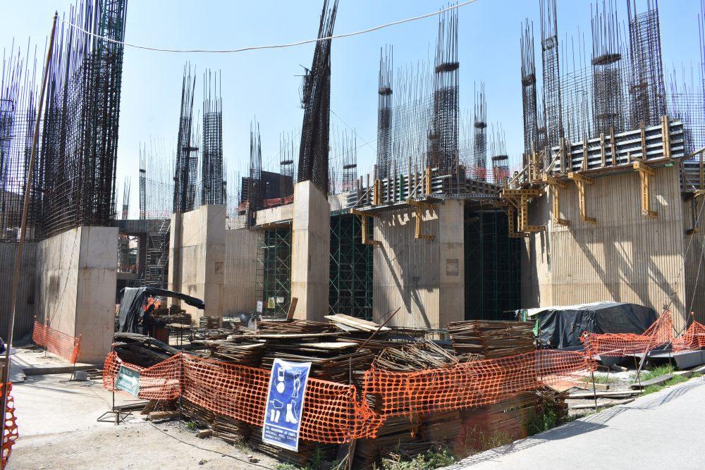 Detenidas 30% de construcciones en CDMX por revisiones o suspensión de licencias