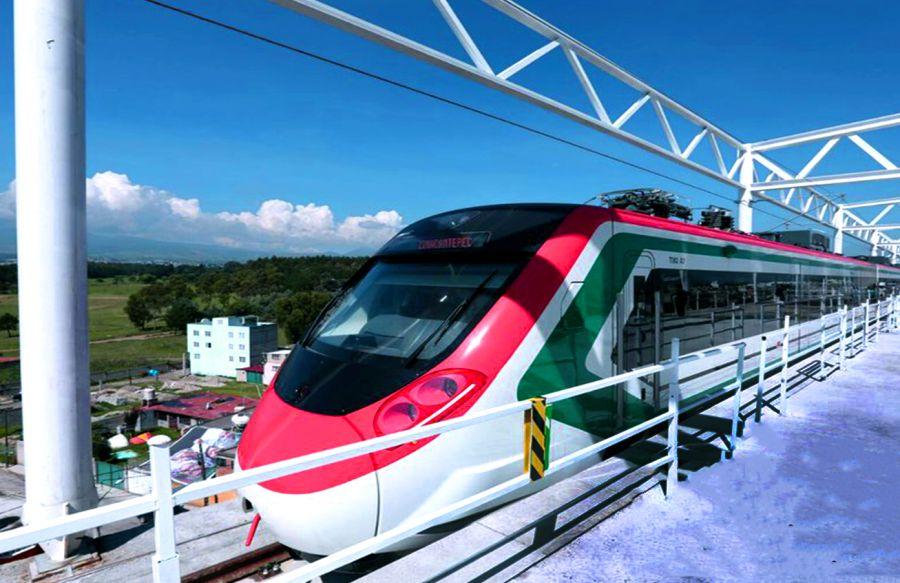Tren México-Toluca será construido en su totalidad por la SCT