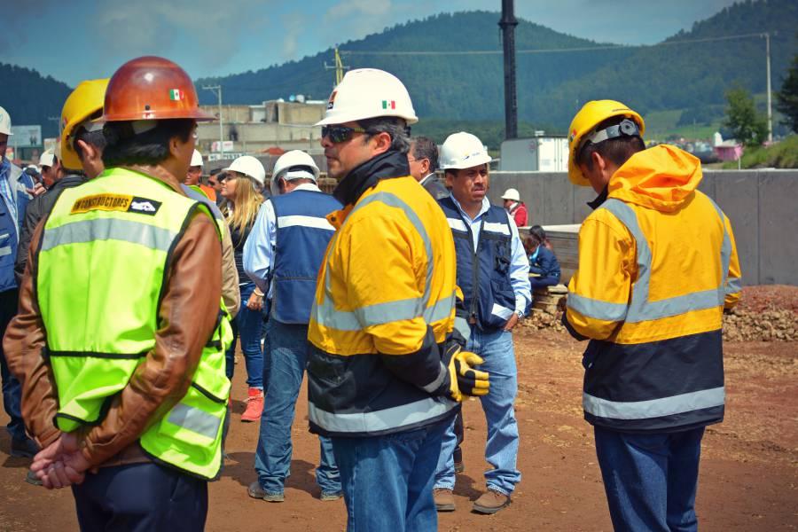 Construcción se recupera en junio y crece 3.1%, pero sigue tendencia negativa a tasa anual