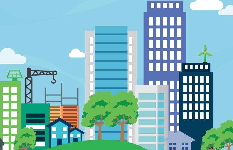 Plantean reducir 40% las emisiones de carbono en la construcción para 2030