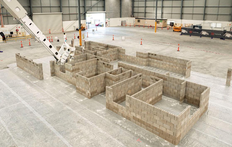 El robot albañil que está transformando la construcción llegaría a México de la mano de Grupo GP
