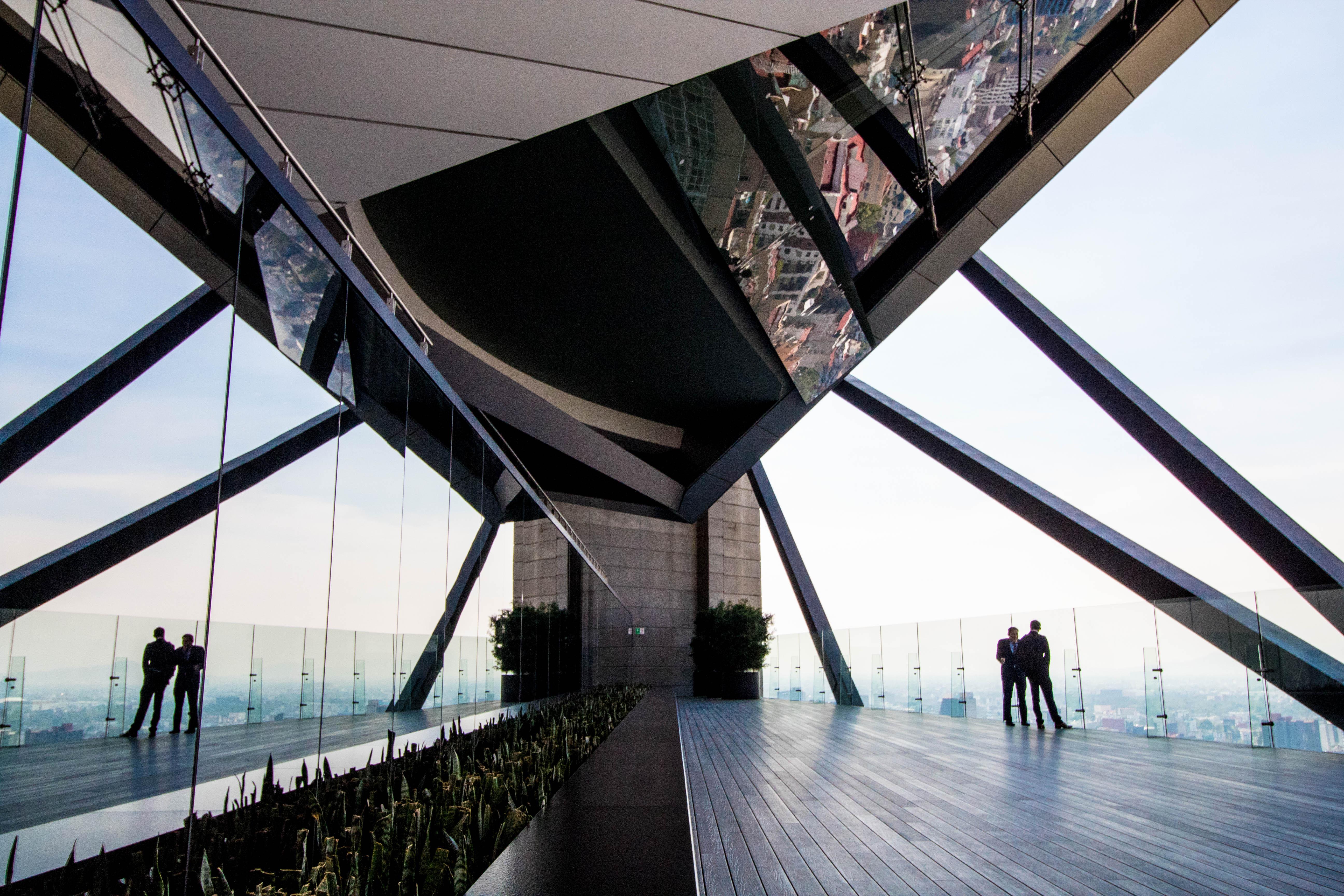Torre Reforma entre los 50 rascacielos más influyentes del mundo