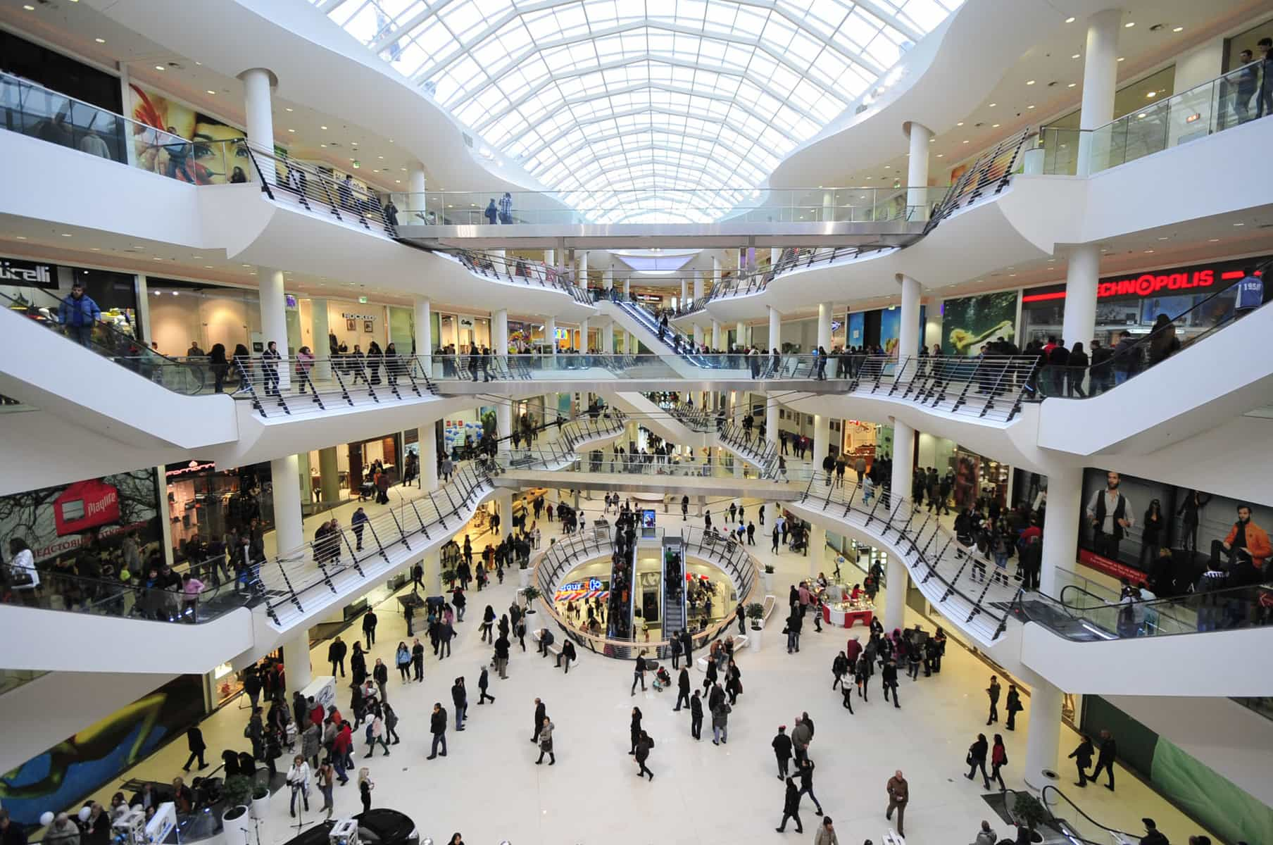 Perú, con gran potencial para el desarrollo de nuevos centros comerciales