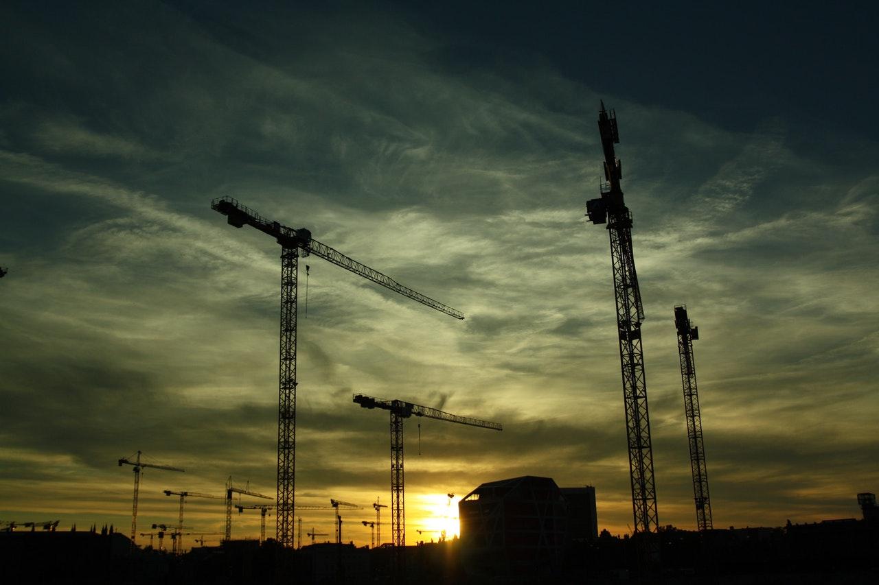Construcción cae en septiembre y se ubica en su nivel más bajo en los últimos 68 meses
