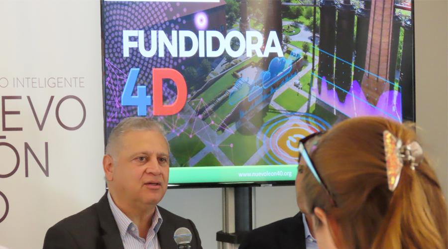 Busca Fundidora convertirse en parque inteligente con tecnología 4.0