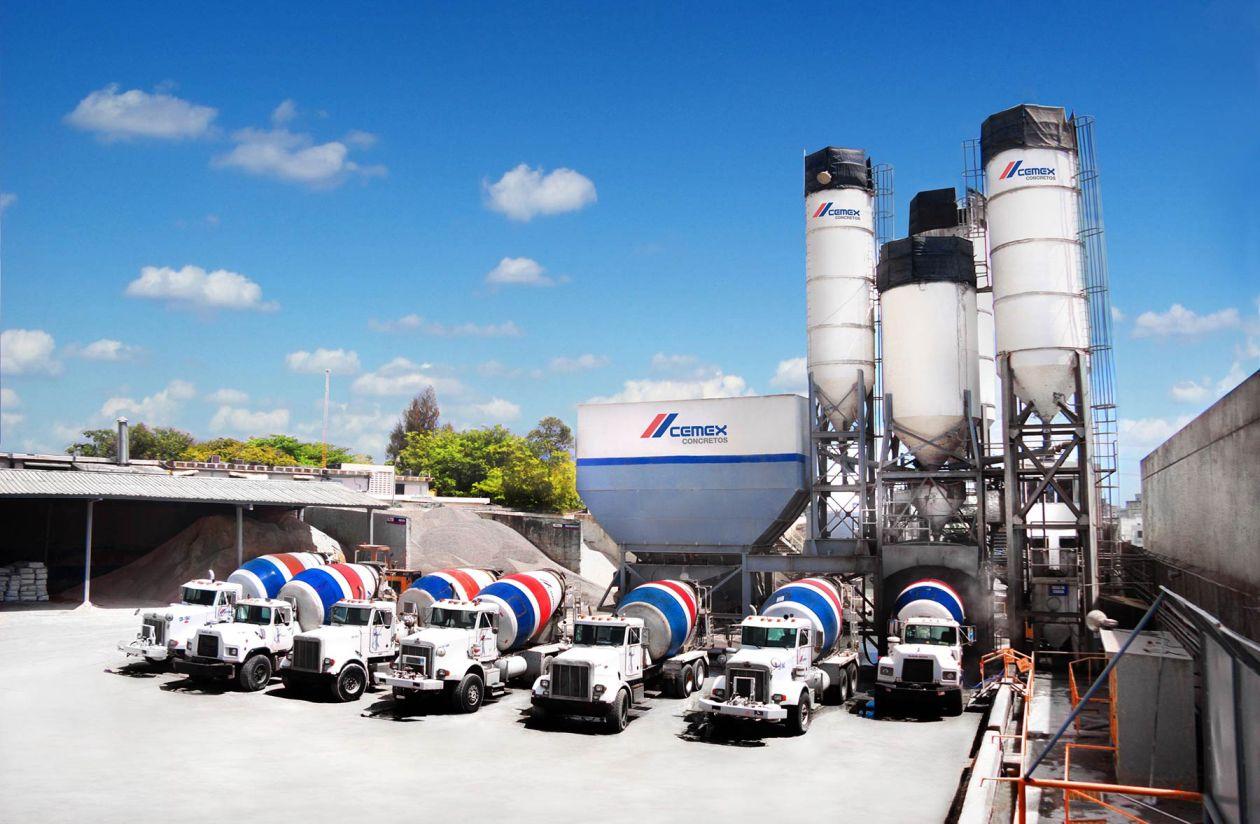 Invierte Cemex más de 10 mil mdp para crear su mayor planta en el mundo