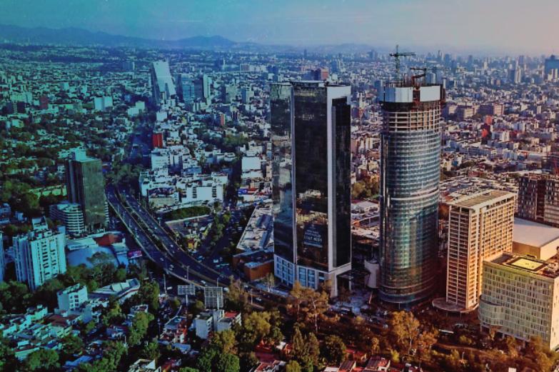 CDMX es líder del mercado de oficinas al cierre de 2019; Polanco, Reforma e Insurgentes lideran comercialización