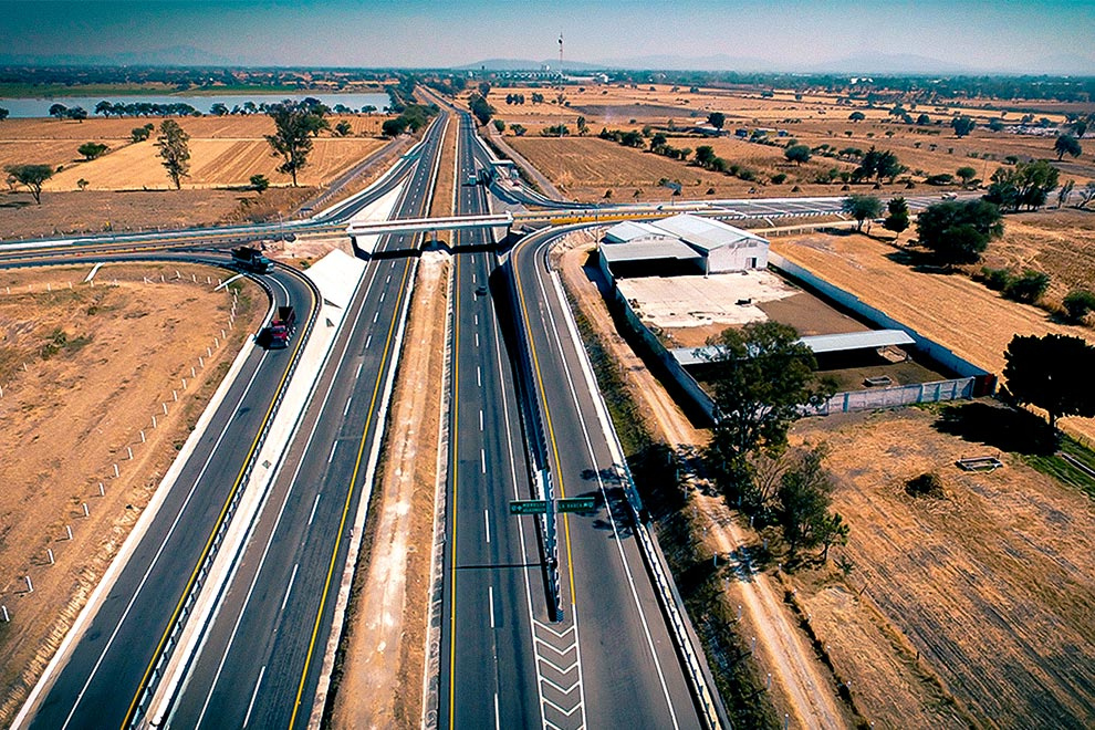 La española Abertis invertirá 6 mil mdp en autopistas del occidente de México