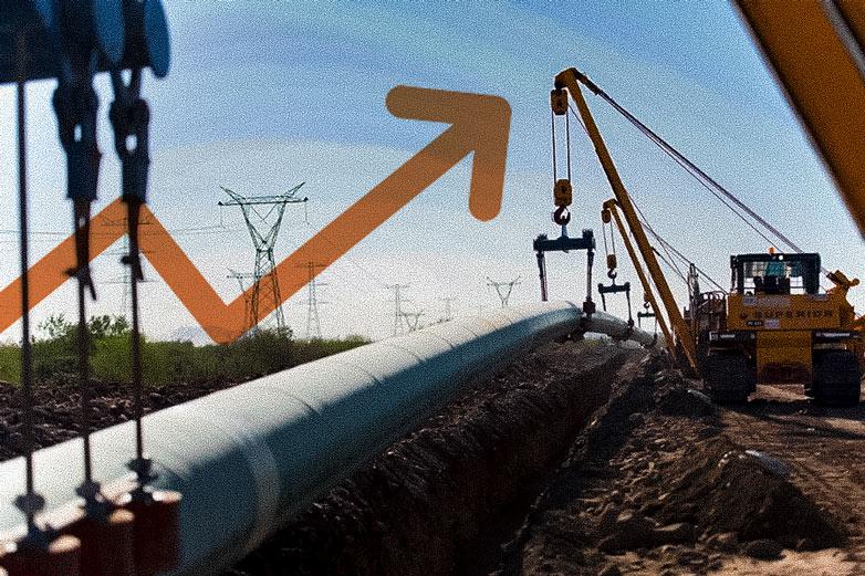 Utilidades de IEnova se disparan 62% por gasoducto