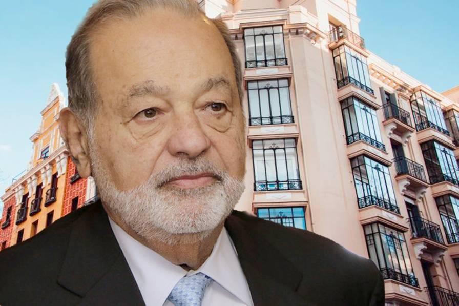 Slim sigue apostando por el mercado inmobiliario español; ahora entra a Metrovacesa
