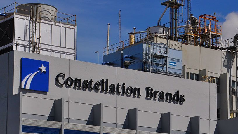 Se cancela cervecera de Constellation Brands en Mexicali