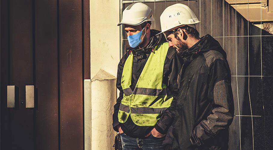 Covid-19 en la construcción, ¿qué están haciendo las empresas?