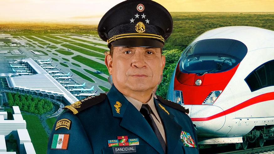 Construirá Ejército dos tramos del Tren Maya, tras terminar aeropuerto en Santa Lucía