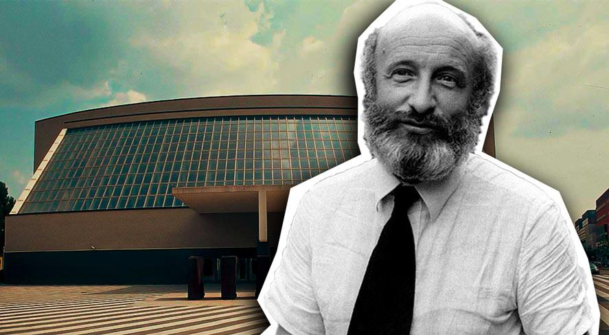 Fallece por Covid-19 Vittorio Gregotti, maestro de la arquitectura italiana moderna