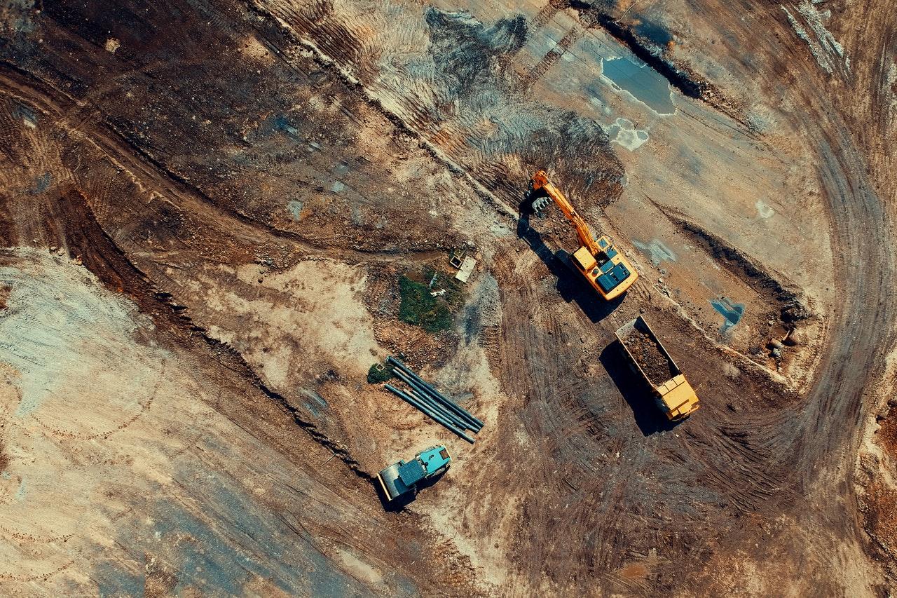 Construcción cae 9.2% en enero y acumula 12 meses en números rojos