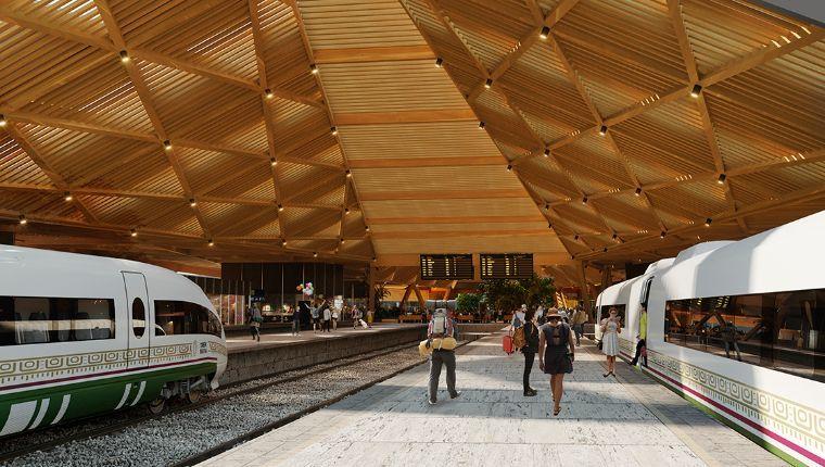 57% de los mexicanos está de acuerdo con el Tren Maya