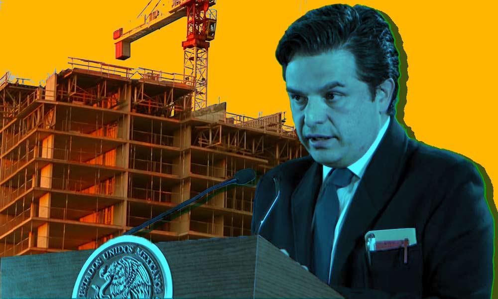 IMSS rectifica; sólo se ha validado el 6% de las solicitudes para reanudar construcciones