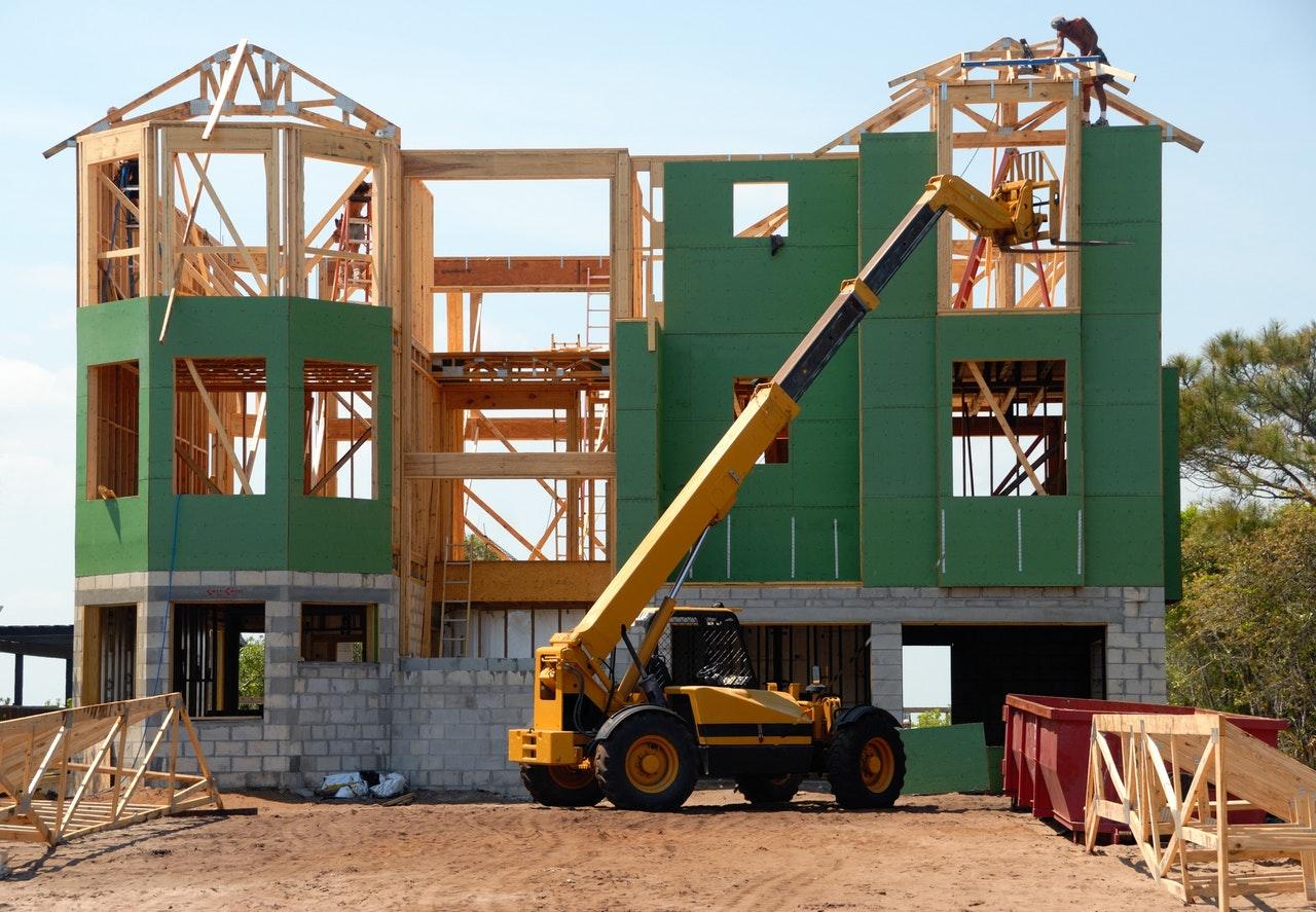Cae 30% construcción de vivienda en EU