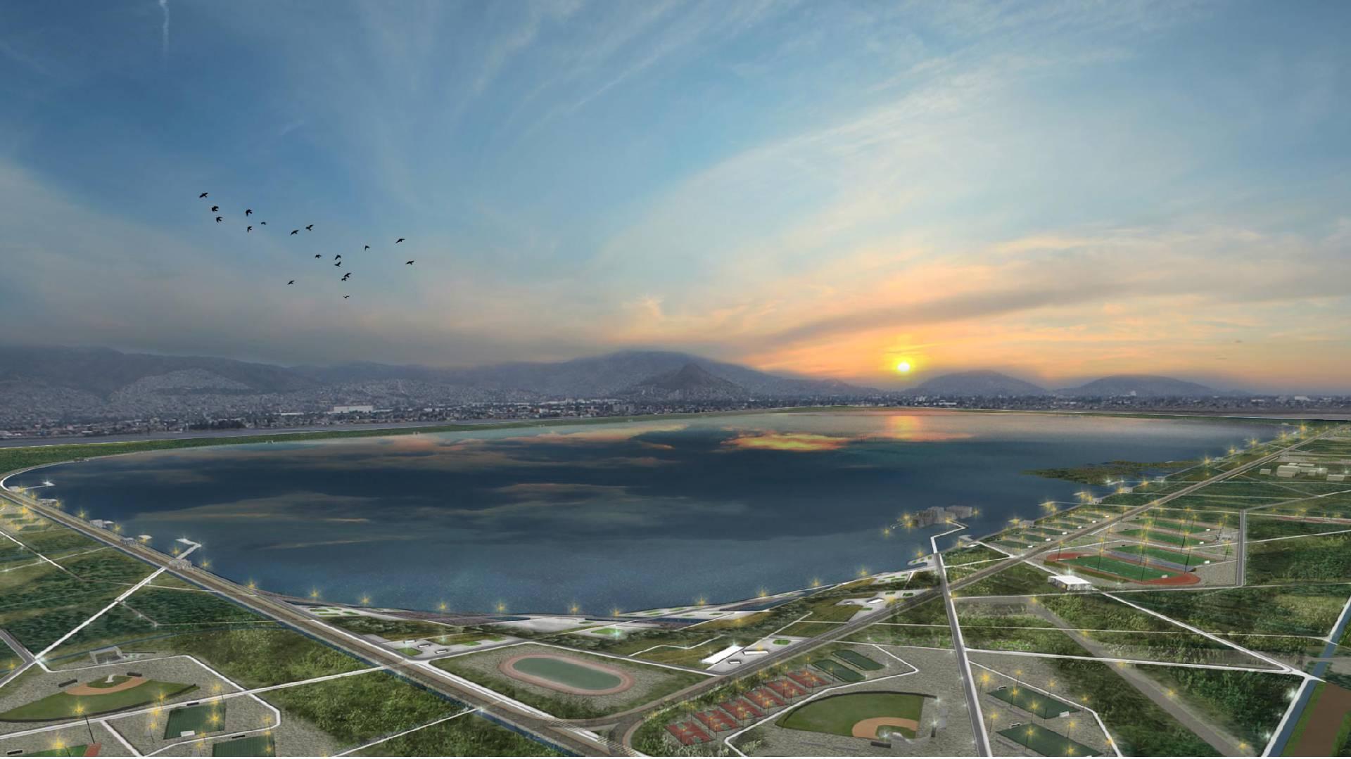 Regresa ICA a terrenos del NAIM; gana contrato para Parque Ecológico Lago de Texcoco