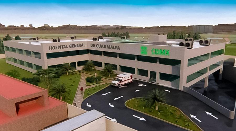 Otra obra más para Sedena; construirá hospital en CDMX