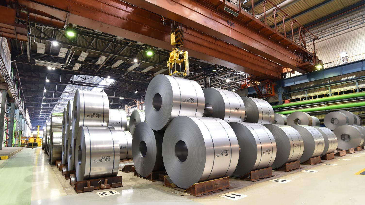Muestra signos de recuperación producción y consumo de acero en AL en julio