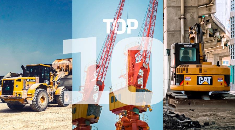 Las 10 empresas de alquiler de equipo para la construcción más grandes en LATAM, según KHL