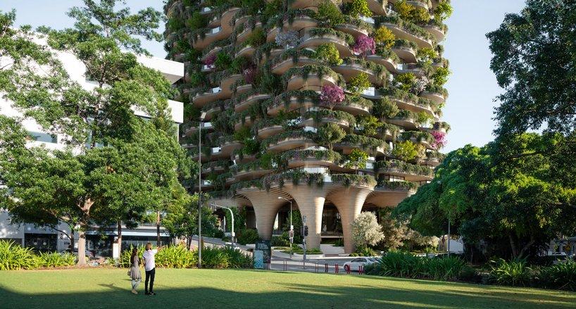 Así sería la torre residencial «más verde del mundo»