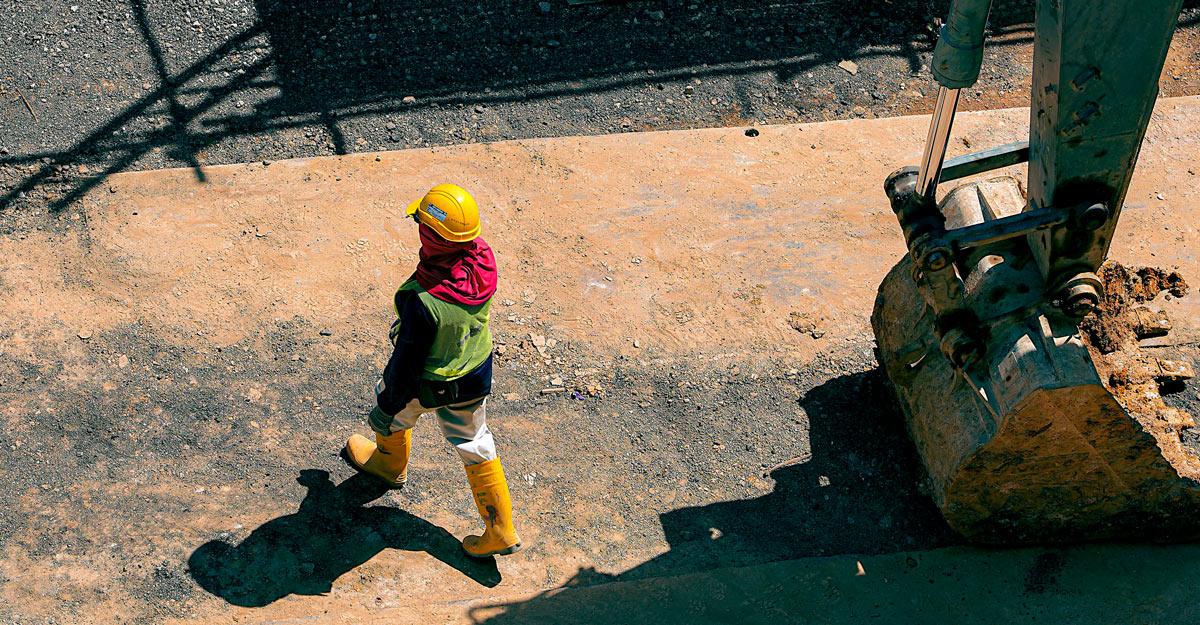 Recupera construcción más de 81 mil empleos en tercer trimestre