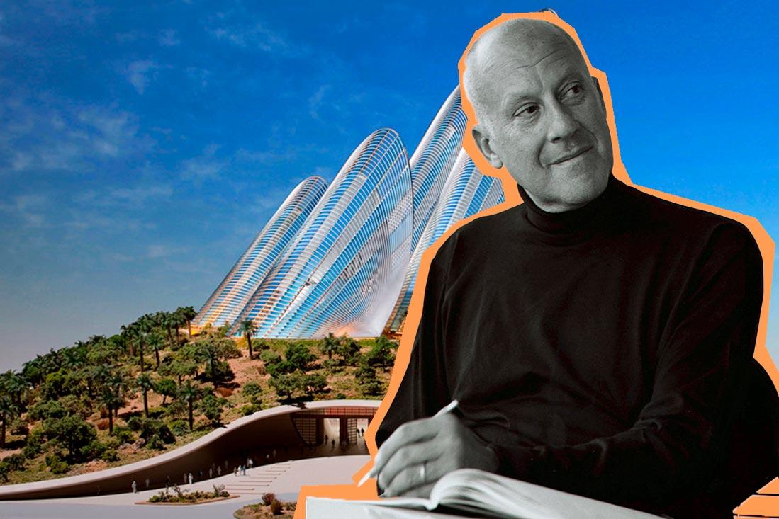 El Covid-19 no cambiará las ciudades: Norman Foster
