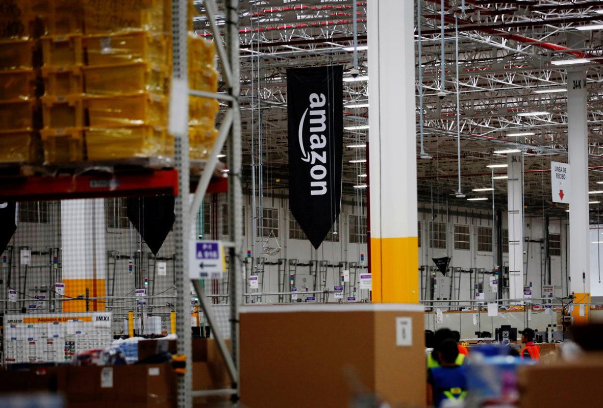 Invierte Amazon 100 mdd en nuevos almacenes en México