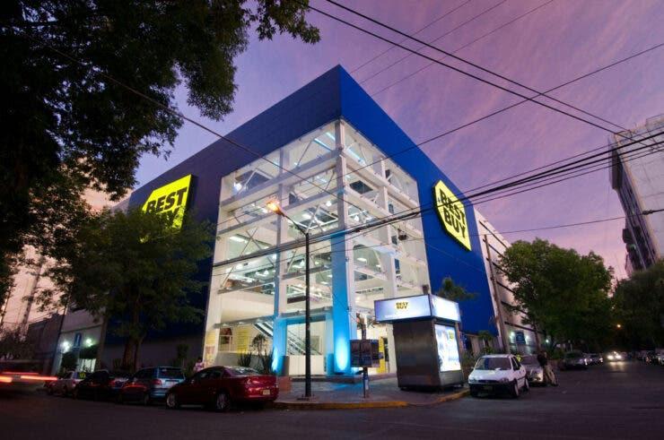 Se despide Best Buy de México; cerrará sus 41 tiendas