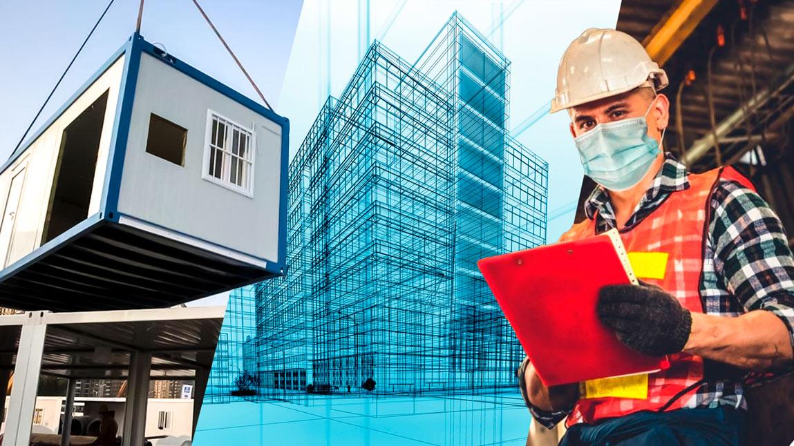 5 tendencias en construcción para 2021