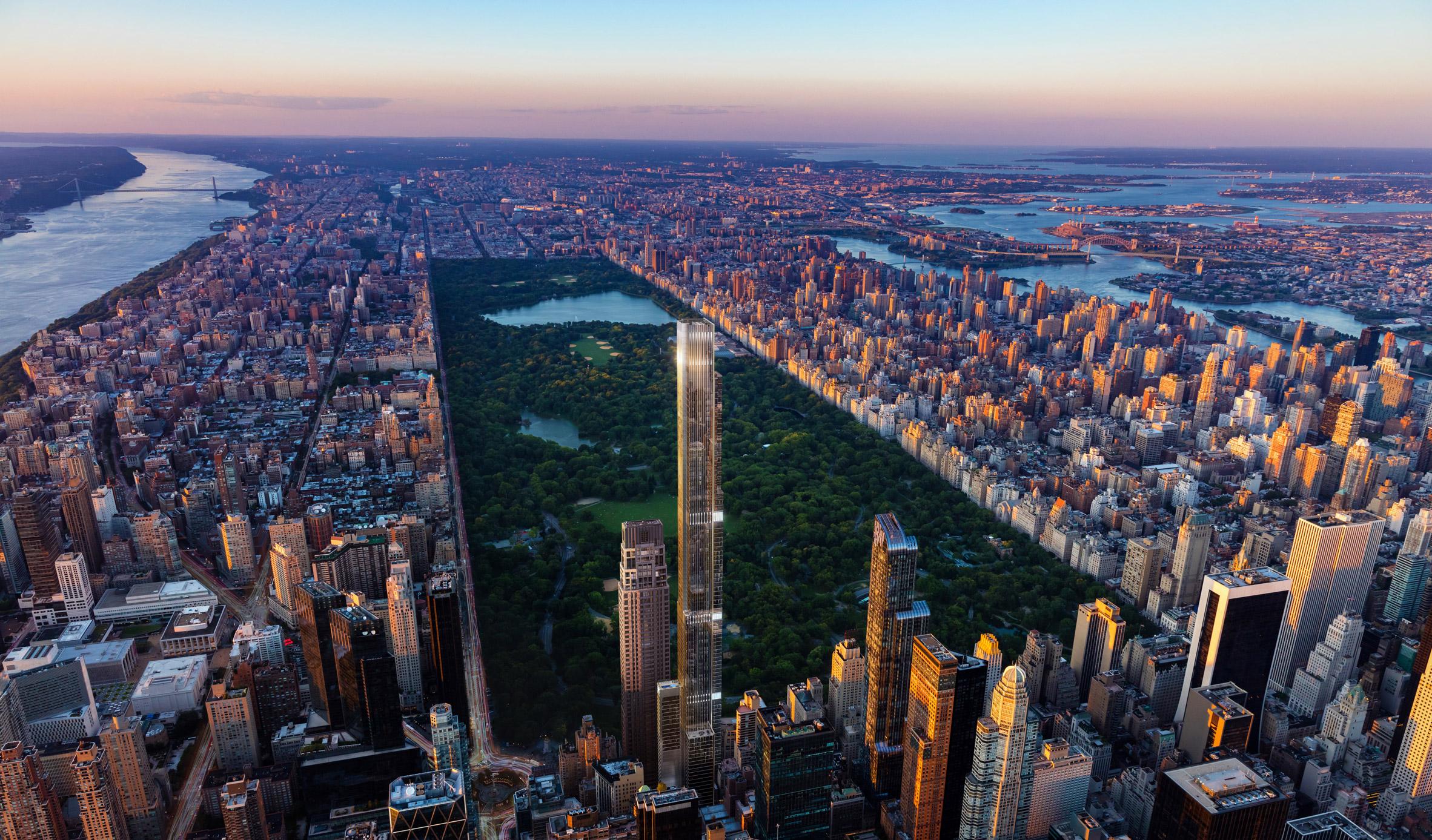 Así han evolucionado los materiales de los rascacielos más altos de los últimos 90 años