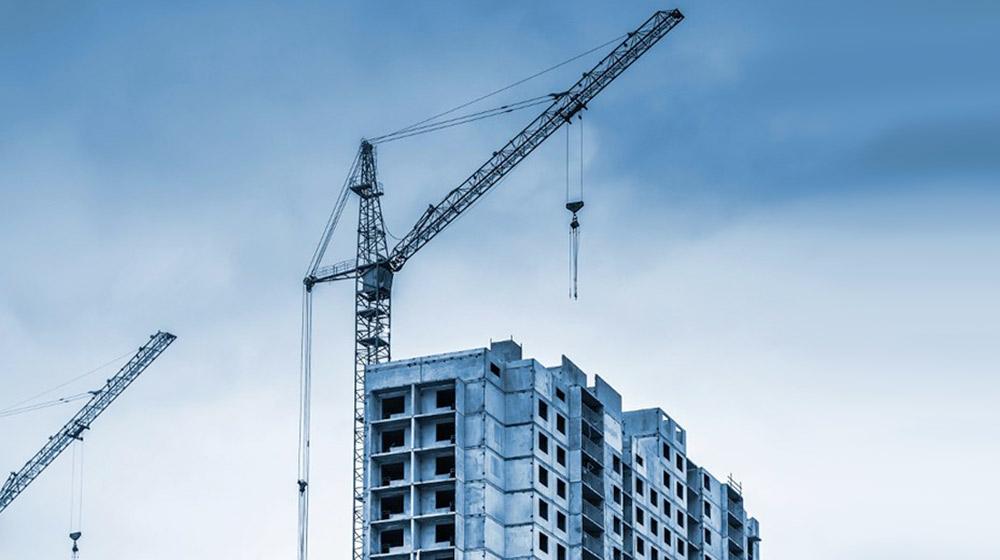 'Derrumbe' en producción de constructoras se extendió a diciembre; cayó 22.6%