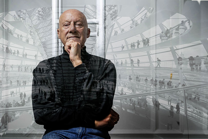 Propone Norman Foster convertir oficinas en viviendas