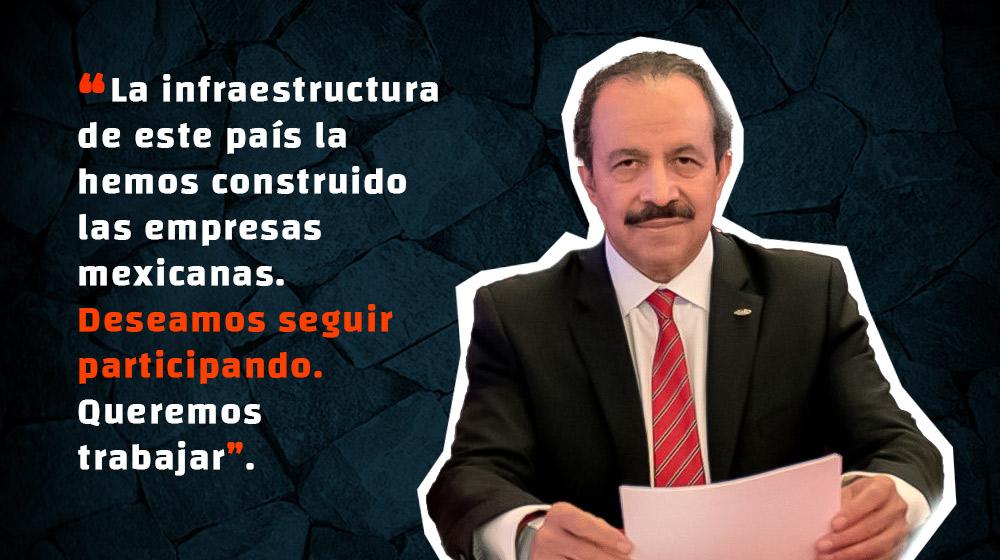 ¿Quién es Francisco Solares, nuevo presidente de la Cámara Mexicana de la Industria de la Construcción?