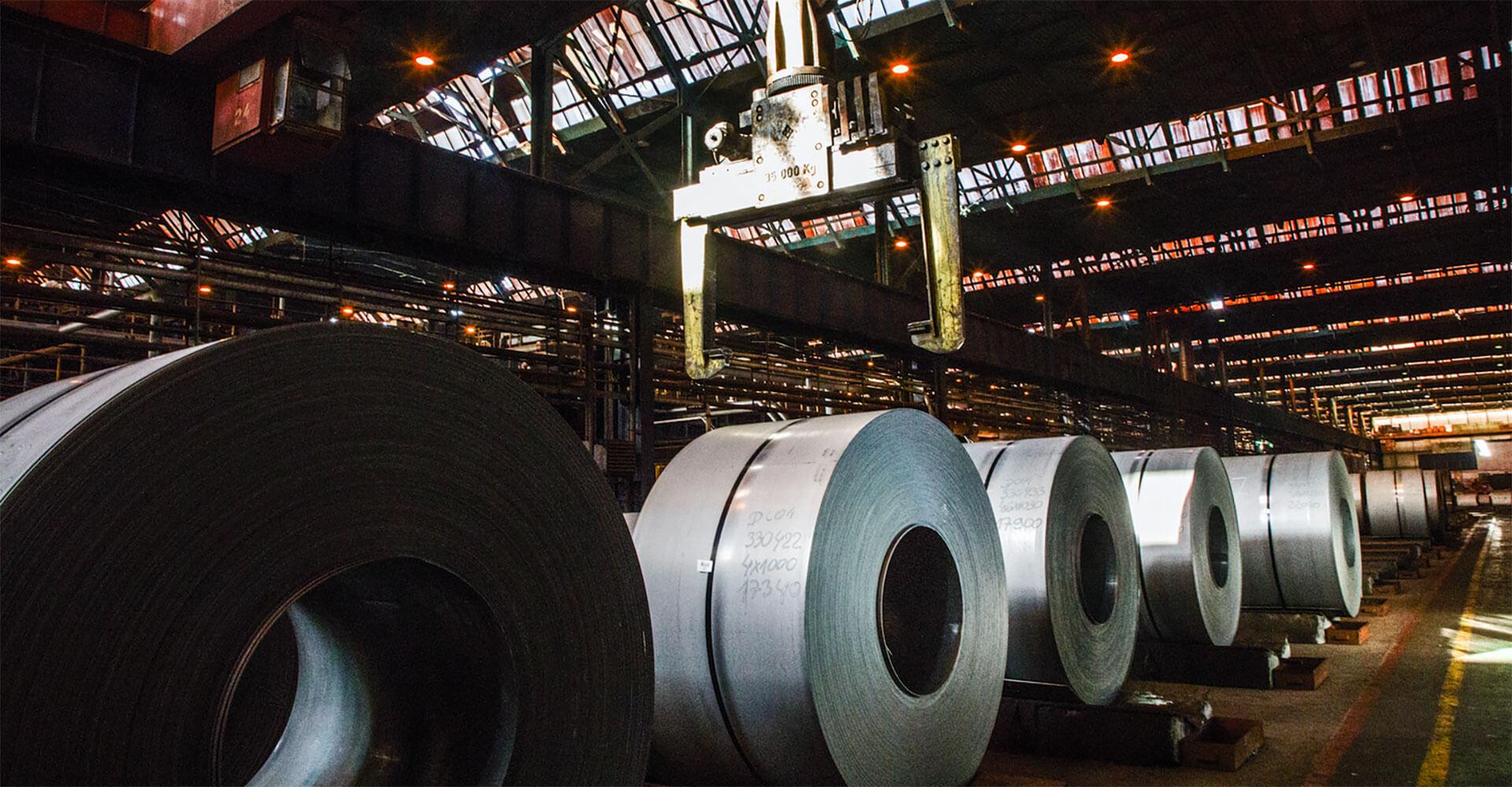 La poca producción de acero afecta la industria electrodoméstica.