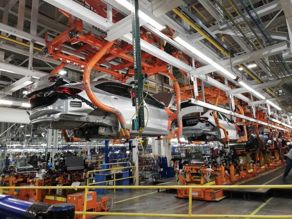 GM invertirá US$ 1.000 millones en una nueva planta en Ramos Arizpe.