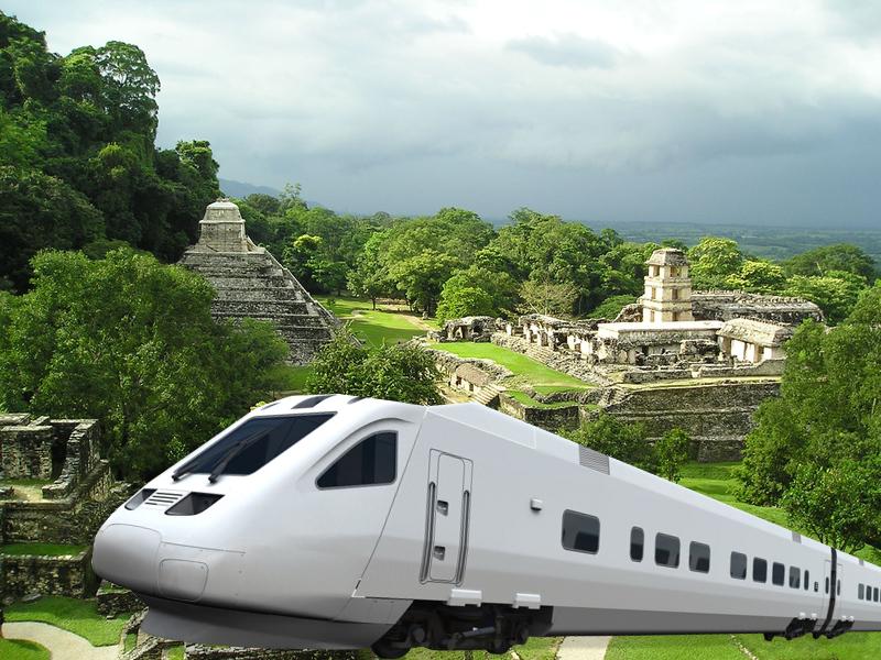 Francia y España pasan a la final de la licitación para equipar el tren Maya.