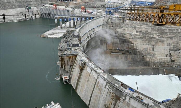 Concluyen los trabajos de la segunda central hidroeléctrica del mundo