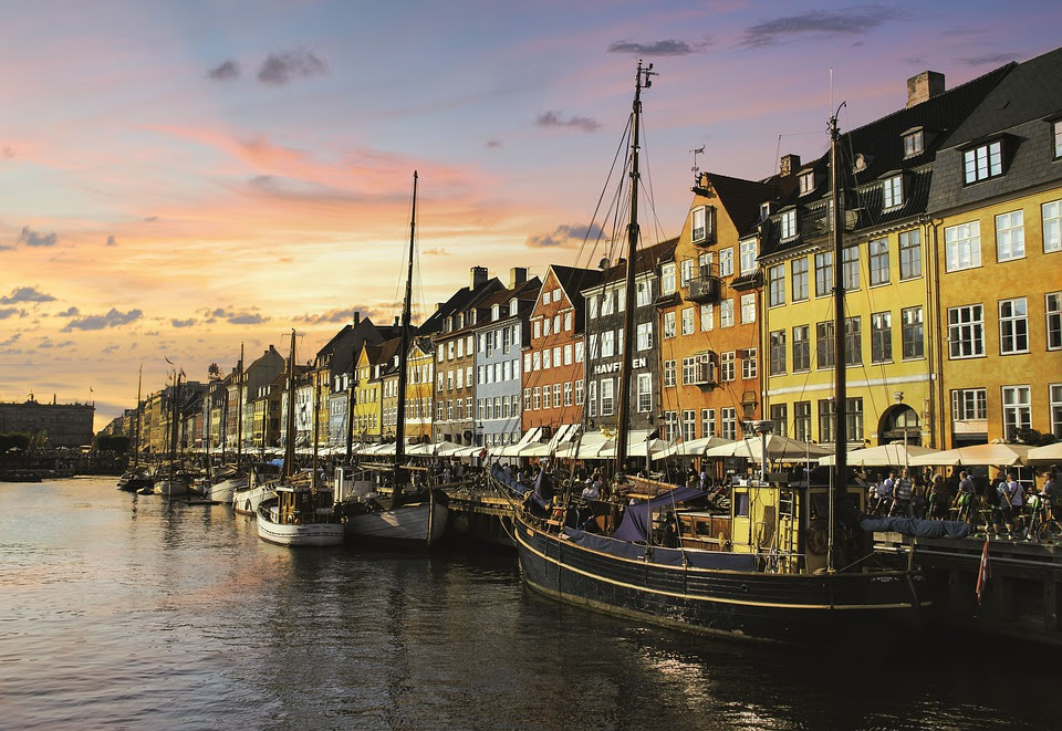 Copenhague, capital mundial de la arquitectura 2023