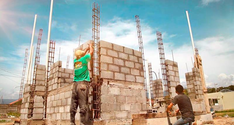 En julio crece la confianza en empresarial de la construcción