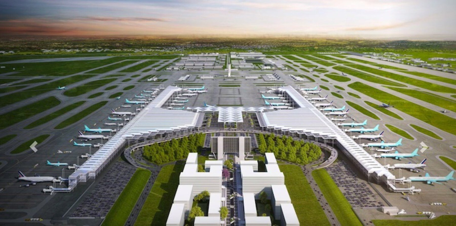 Aeropuerto de Santa Lucía iniciará operaciones el 21 de marzo del 2022