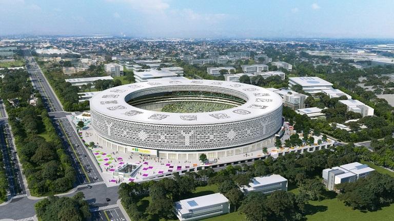 Detalles sobre el nuevo Estadio Sostenible de Mérida